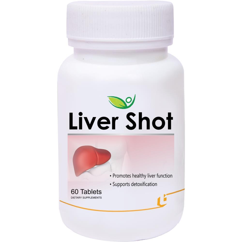 Biotrex Liver Shot Tablet (60tab)
