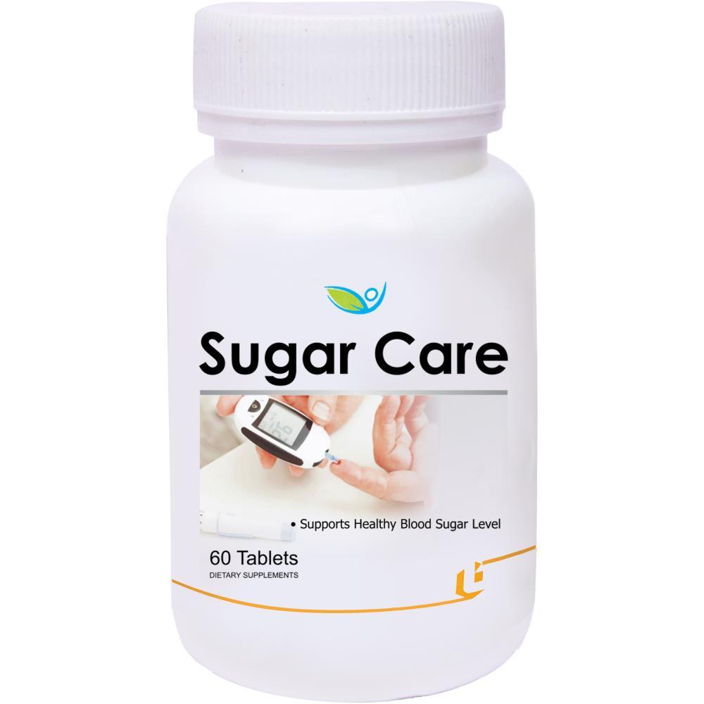 Biotrex Sugar Care Tablet (60tab)
