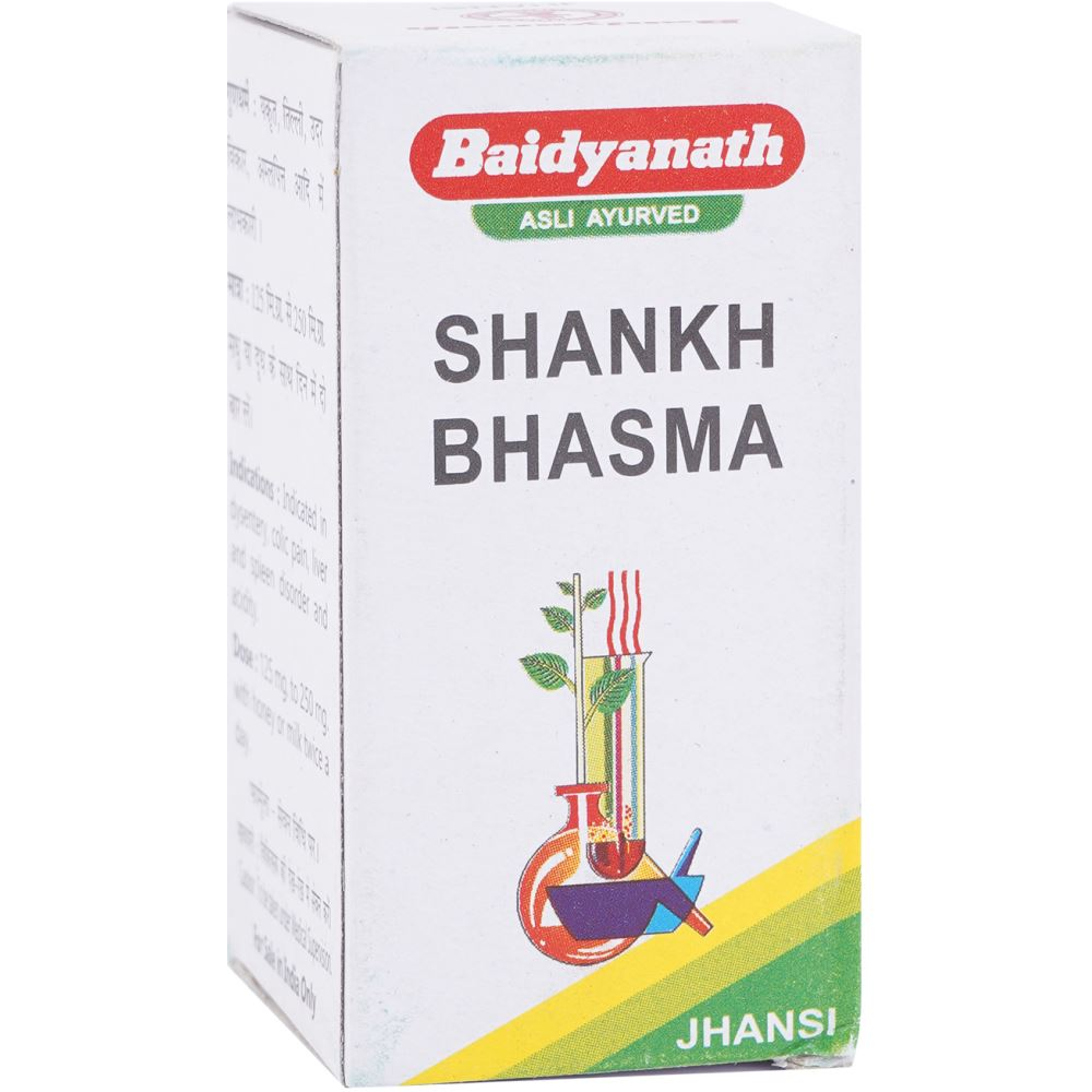 Baidyanath Shankh Bhasma (10g)
