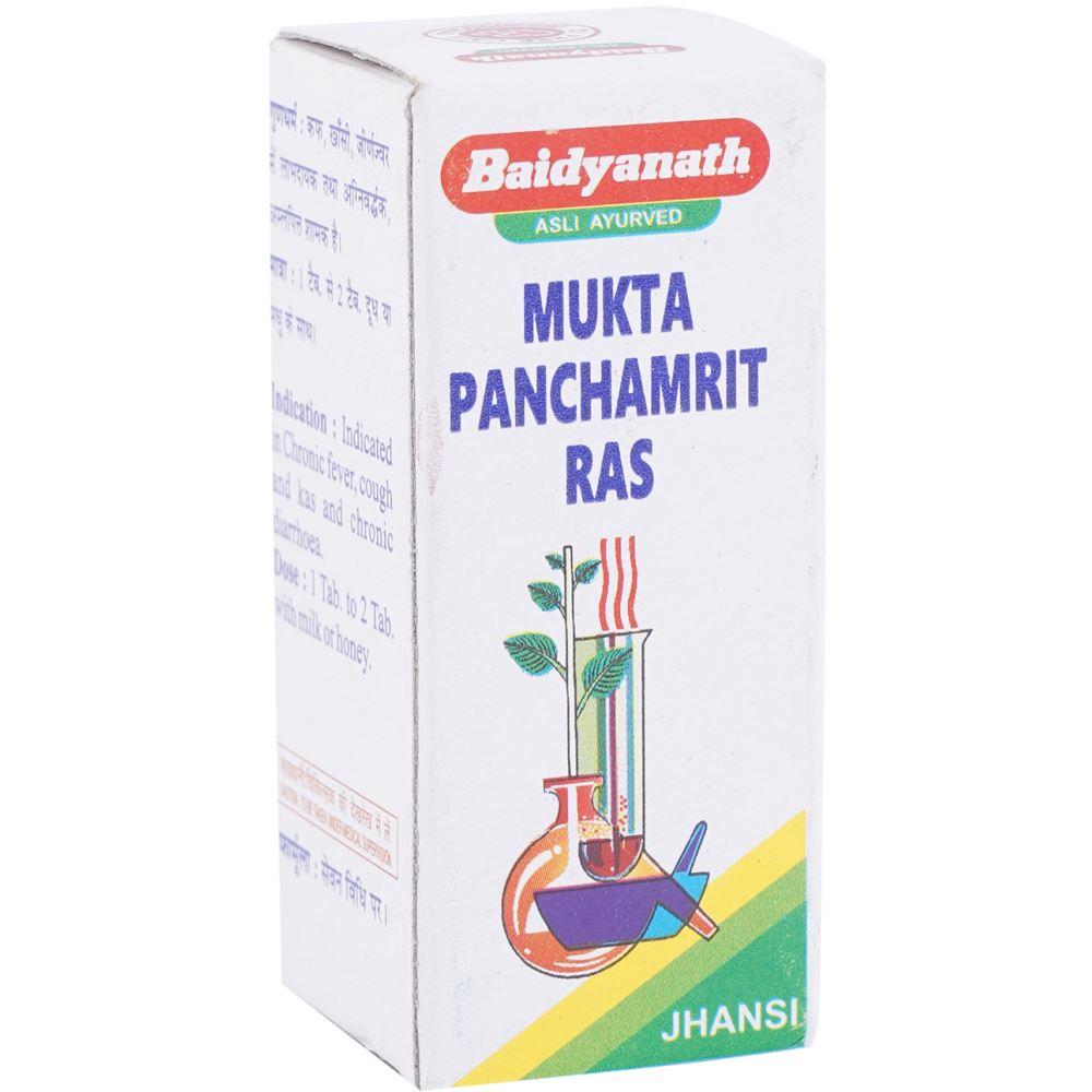 Baidyanath Mukta Panchamrit Ras (Moti Yukta) (10tab)