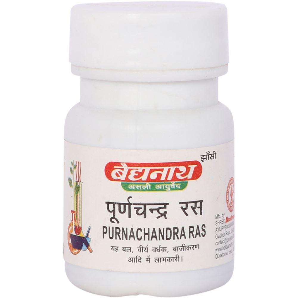Baidyanath Purnachandra Ras (Ordinary) (40tab)