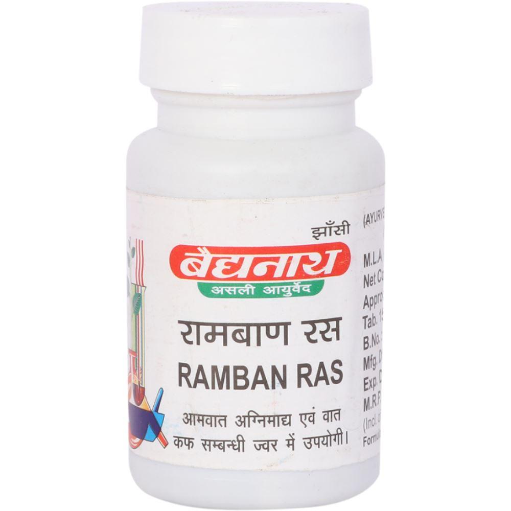 Baidyanath Ramban Ras (80tab)