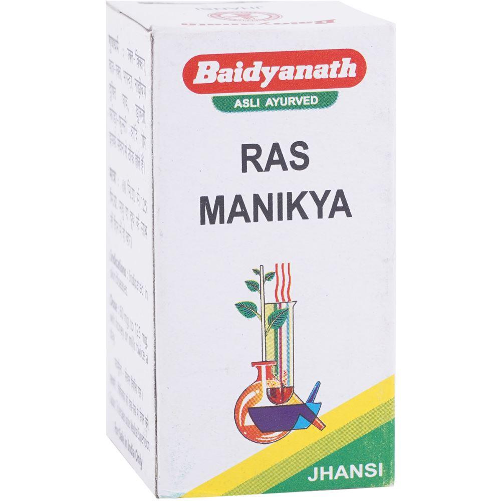 Baidyanath Ras Manikya Ras (10g)