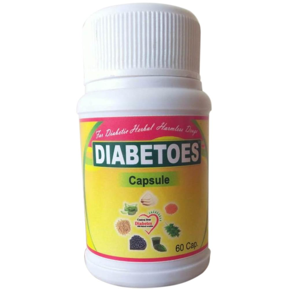 Josh Diabetoes Capsule (60caps)