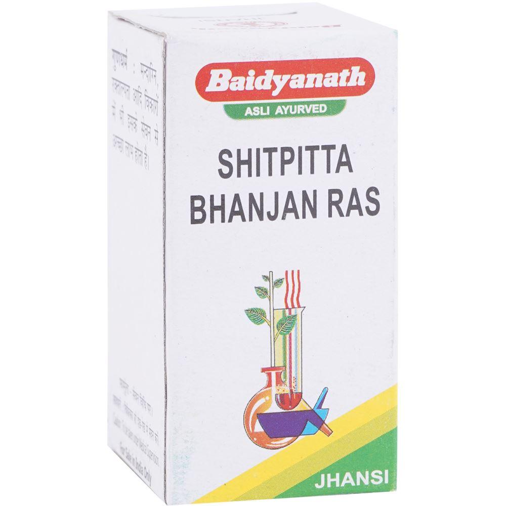 Baidyanath Shitpitta Bhanjan Ras (10g)