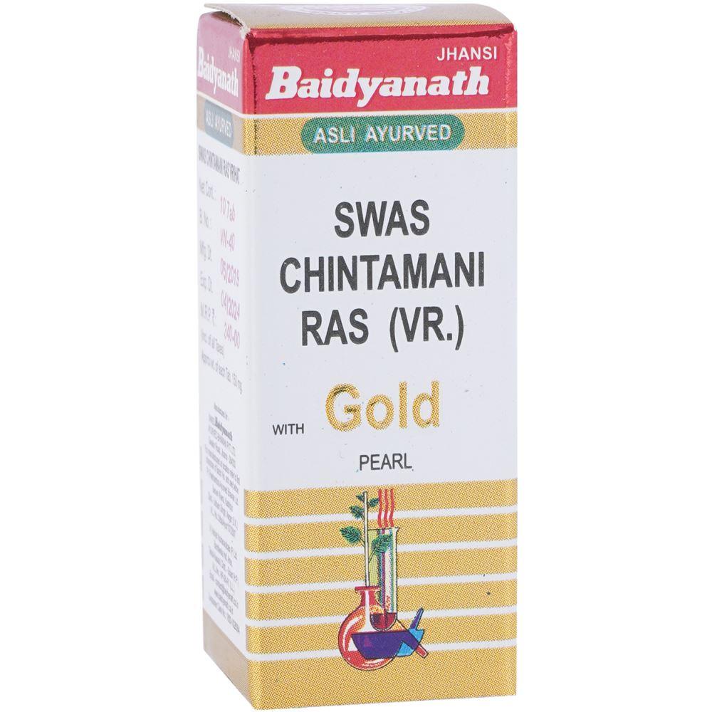 Baidyanath Swas Chintamani Ras (VR.) (10tab)
