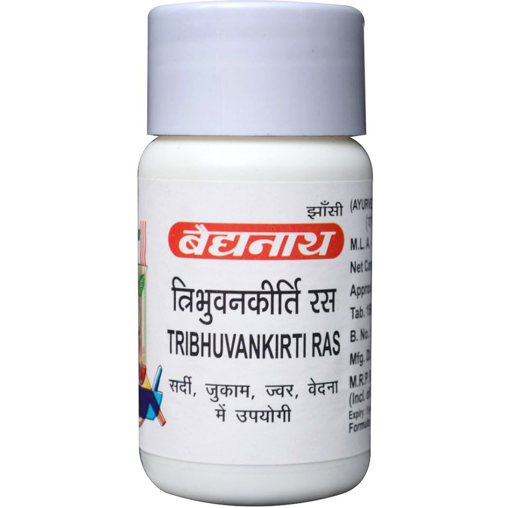 Baidyanath Tribhuvan Kirti Ras (80tab)