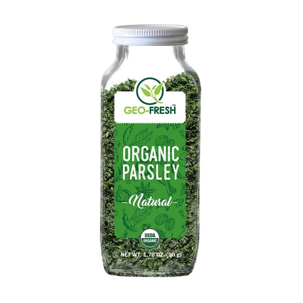 Geo-Fresh Organic Parsley (50g)