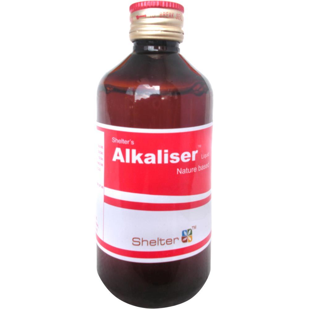 Shelter Alkalizer Liquid (100ml)