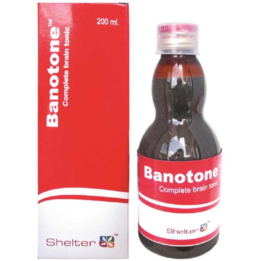 Shelter Banotone Syrup (200ml)