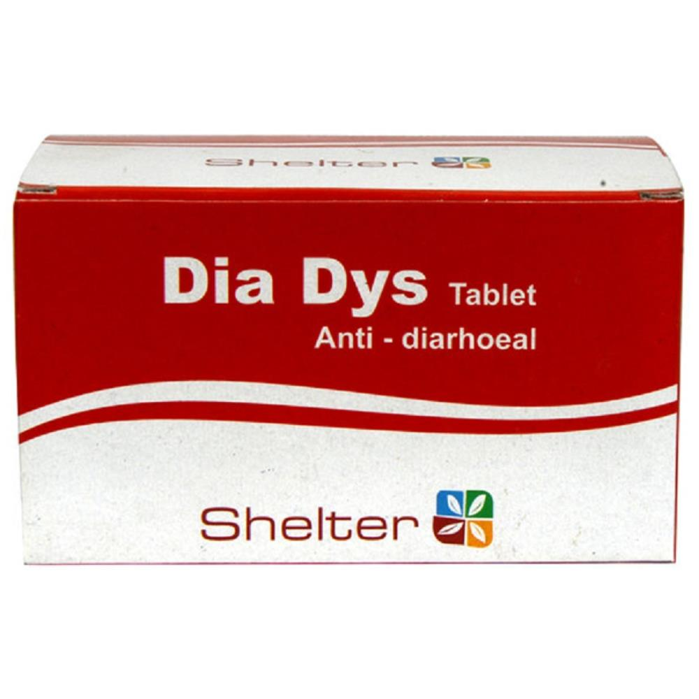 Shelter Dia - Dys Tablet (100tab)