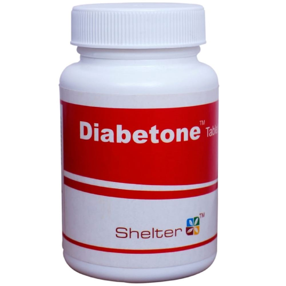 Shelter Diabetone Tablet (100tab)