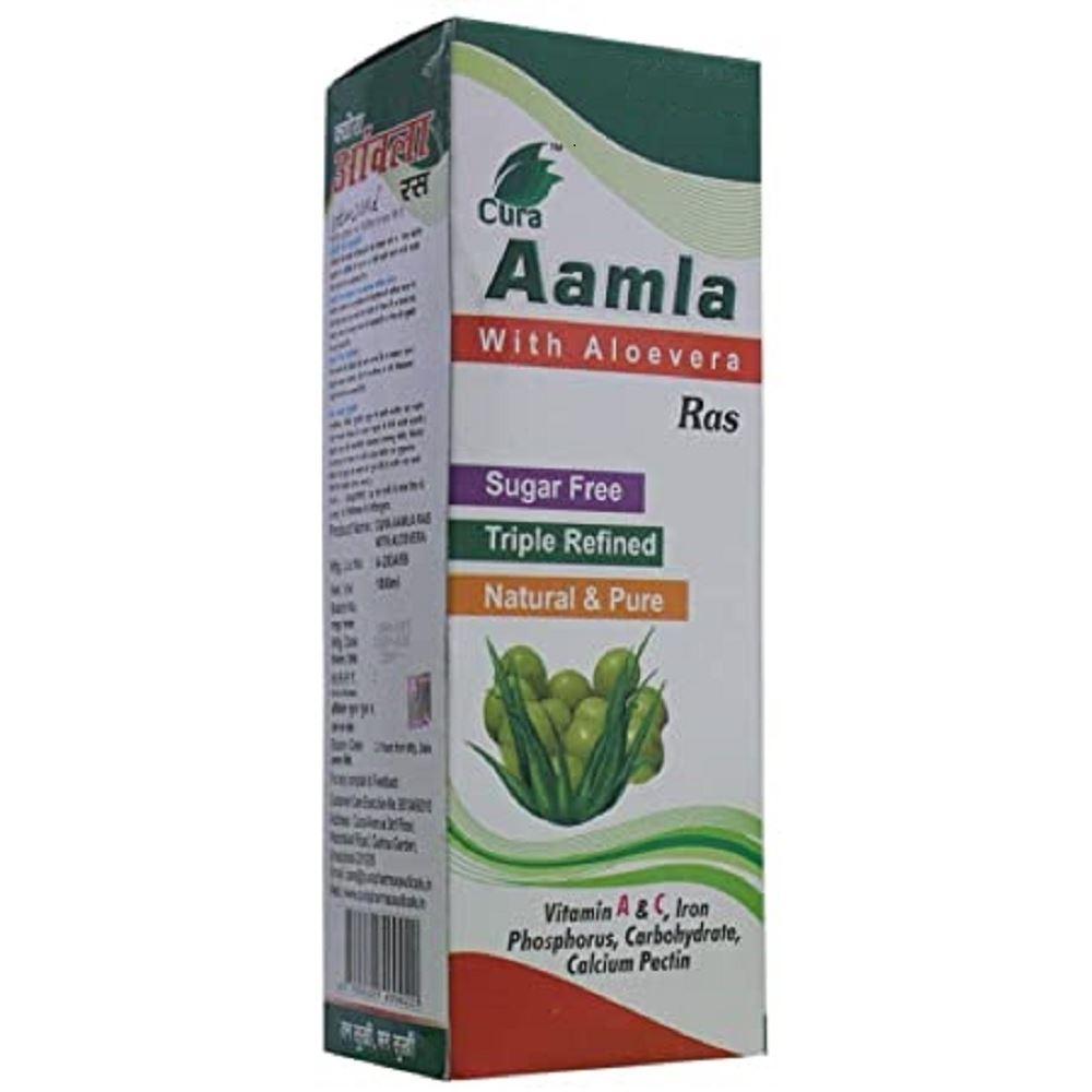 Cura Aamla Aloevera (500ml)