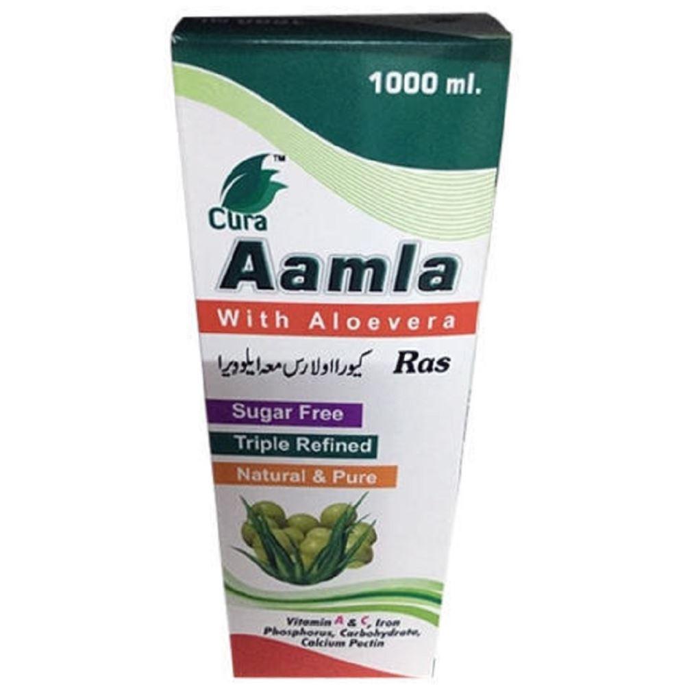 Cura Aamla Aloevera (1liter)
