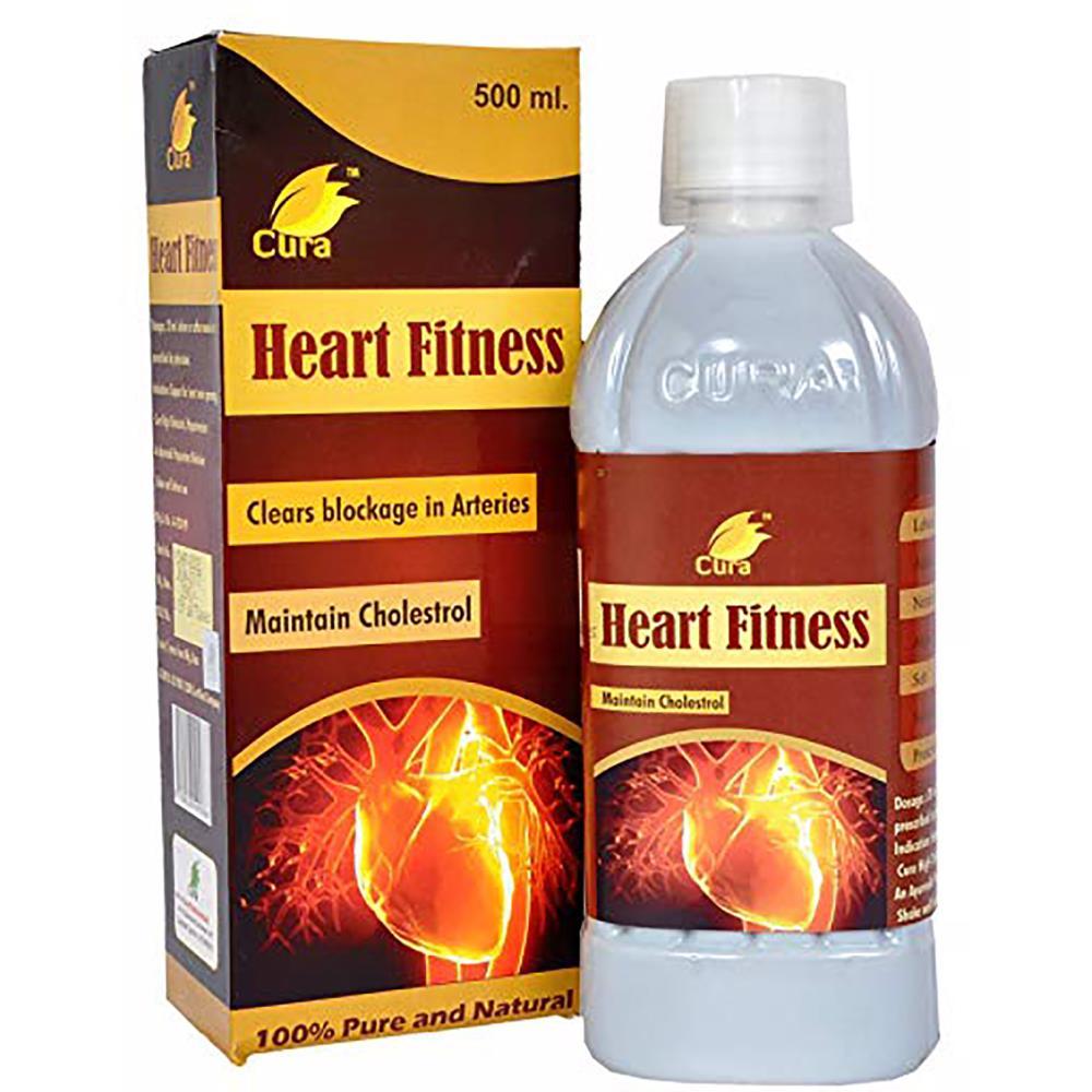 Cura Heart Fitness (500ml)