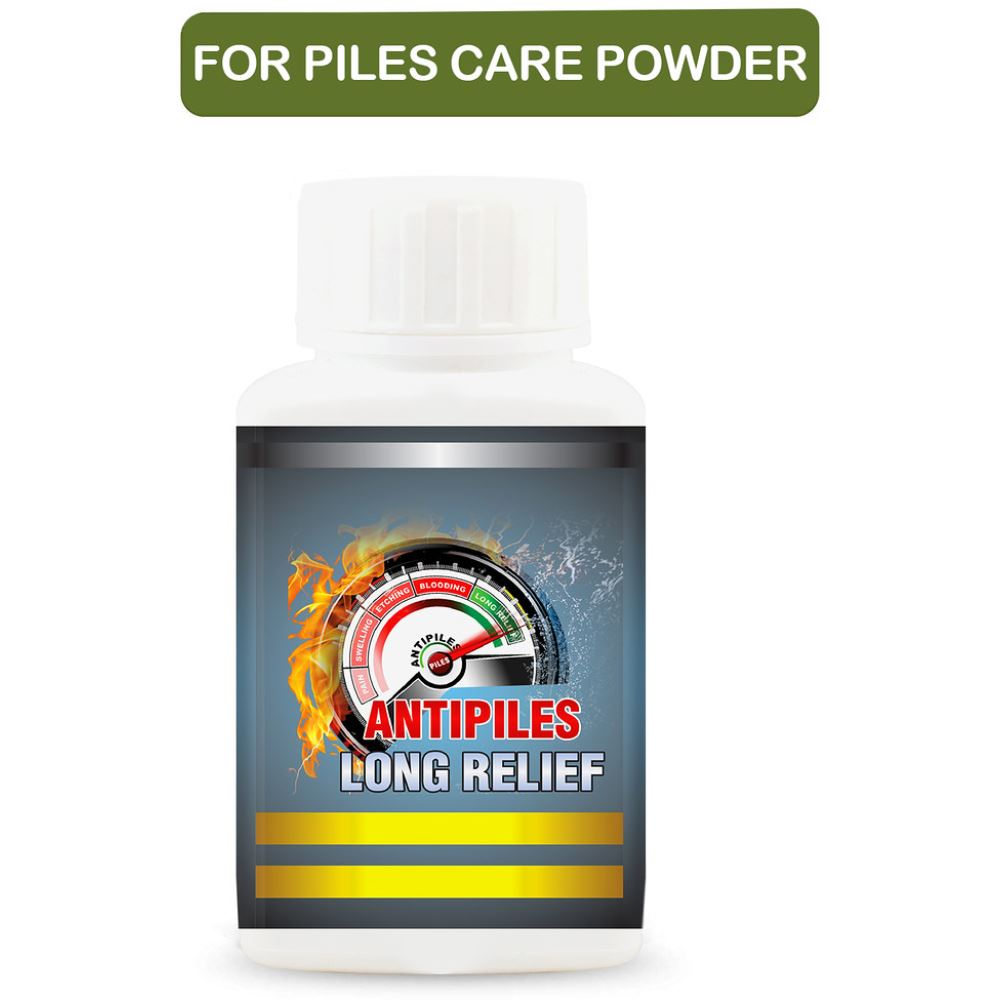Pharma Science Anti Piles Long Relief (100g)