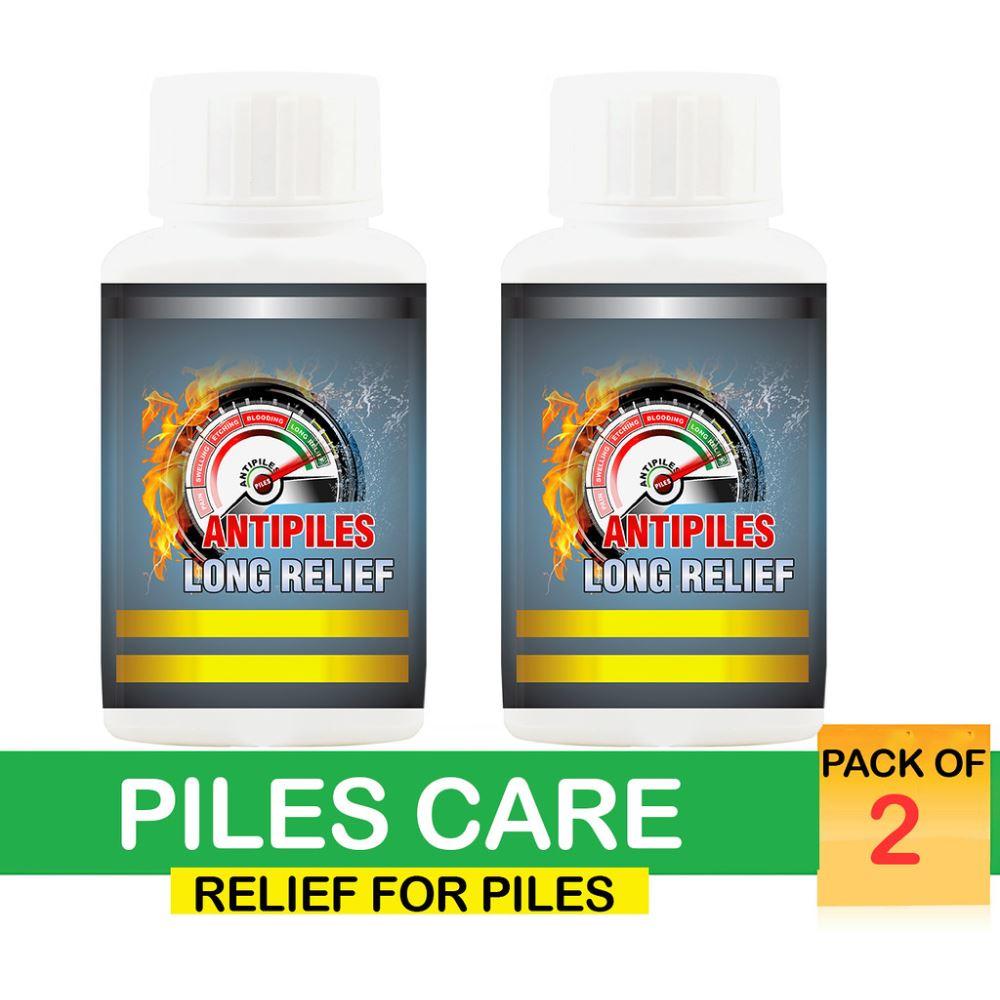 Pharma Science Anti Piles Long Relief (100g, Pack of 2)