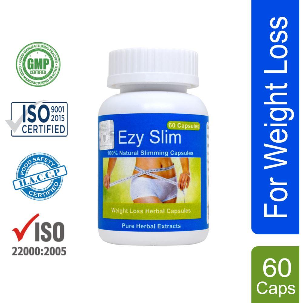 Shivalik Herbals Ezy Slim Capsule (60caps)