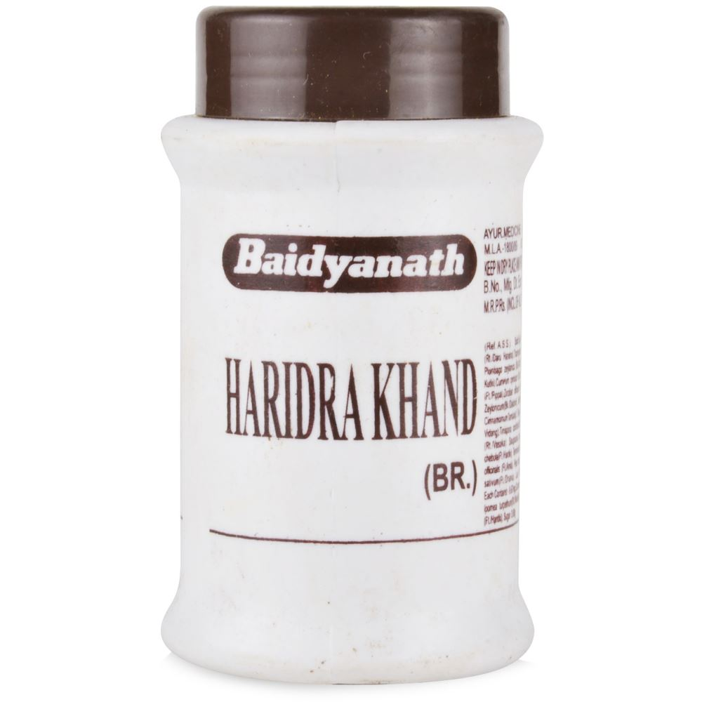 Baidyanath Haridra Khand (100g)