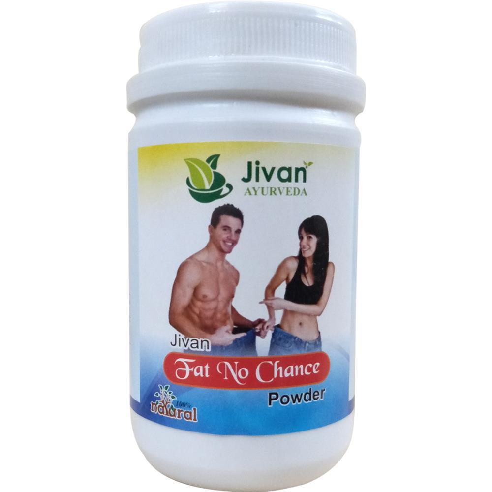 Jivan Ayurveda Fat No Chance Powder (100g)