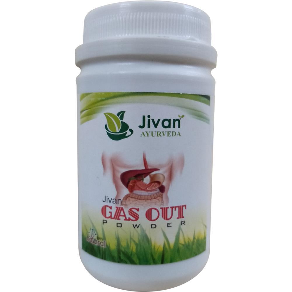 Jivan Ayurveda Gas Out Powder (100g)