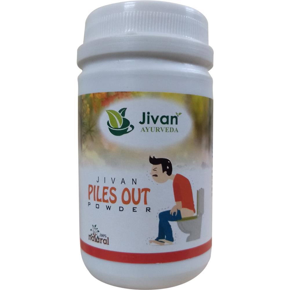 Jivan Ayurveda Piles Out Powder (100g)