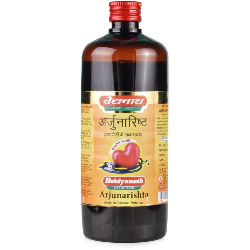 Baidyanath Arjunarishta (450ml)