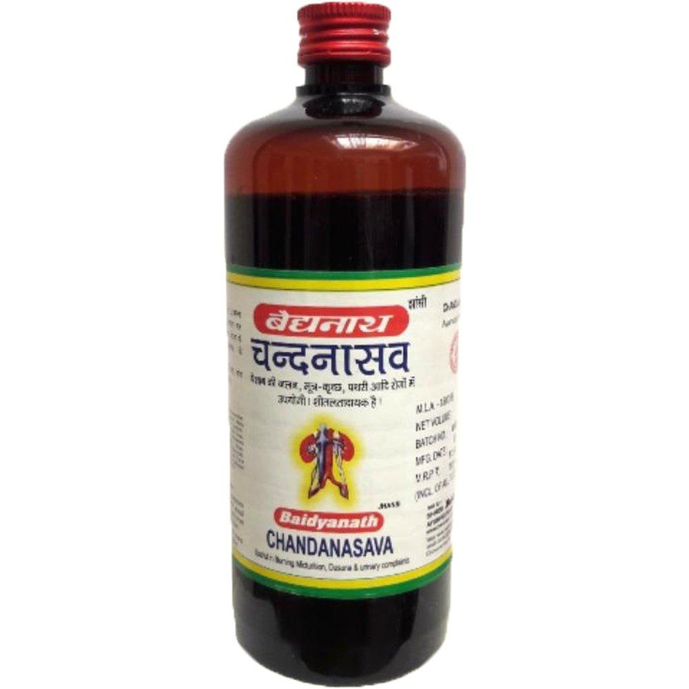 Baidyanath Chandanasava (450ml)