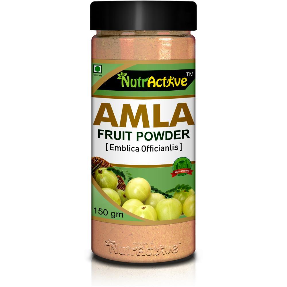Nutractive Organic Amla Powder (150g)