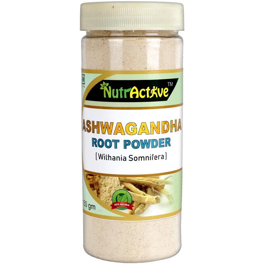 Nutractive Organic Ashwagandha Powder (150g)