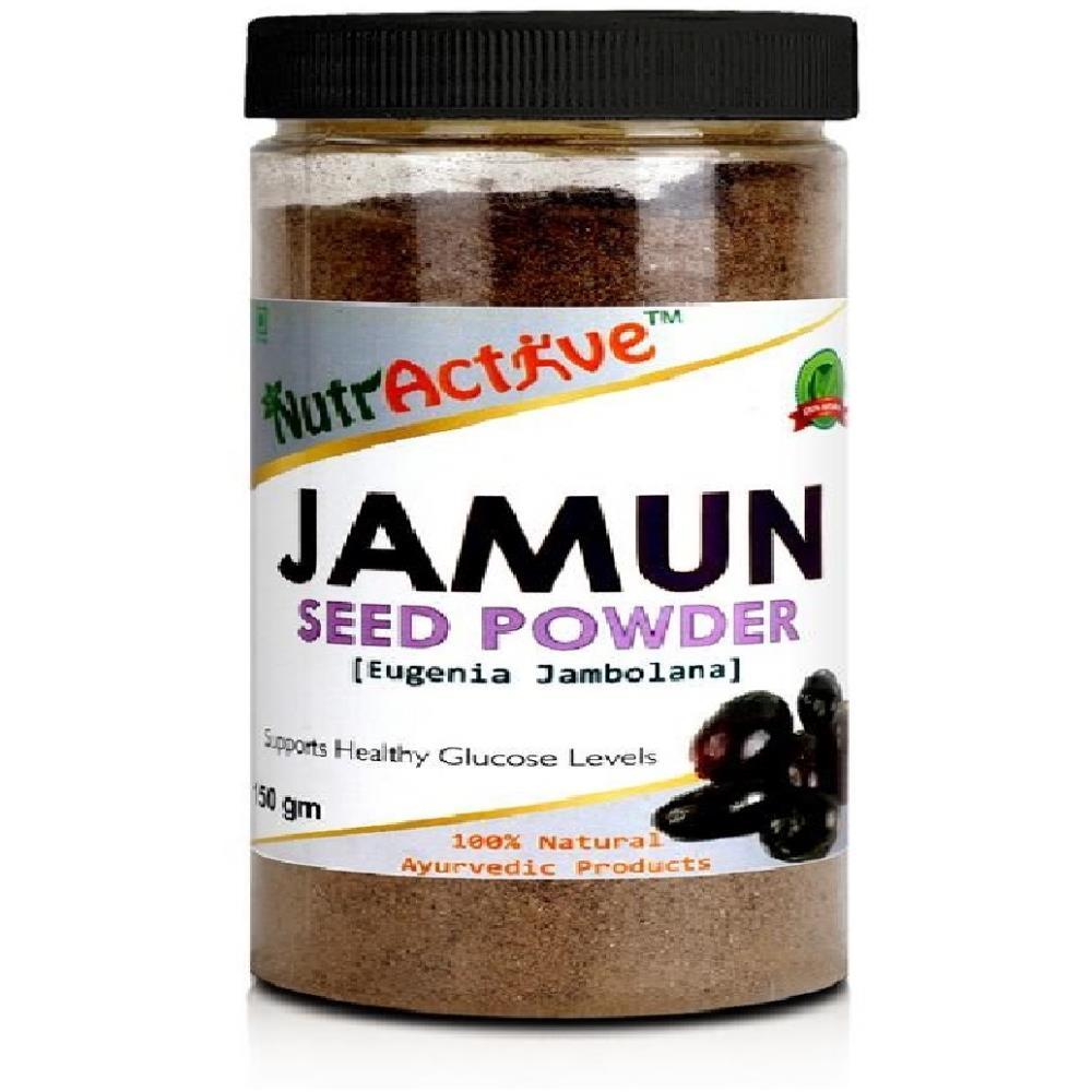 Nutractive Natural Sugar Balance Jambu Beej Powder (150g)