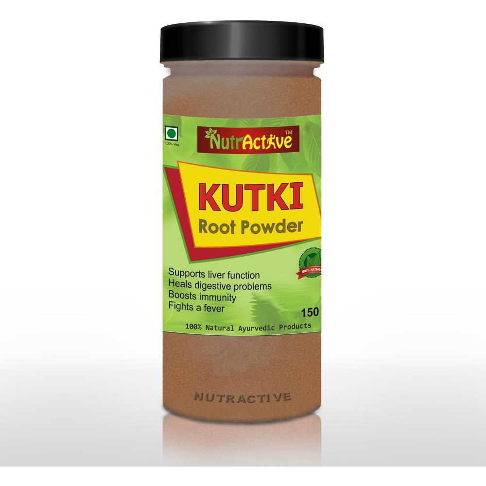 Nutractive Naturals 100% Certified Organic Kutki Powder (150g)
