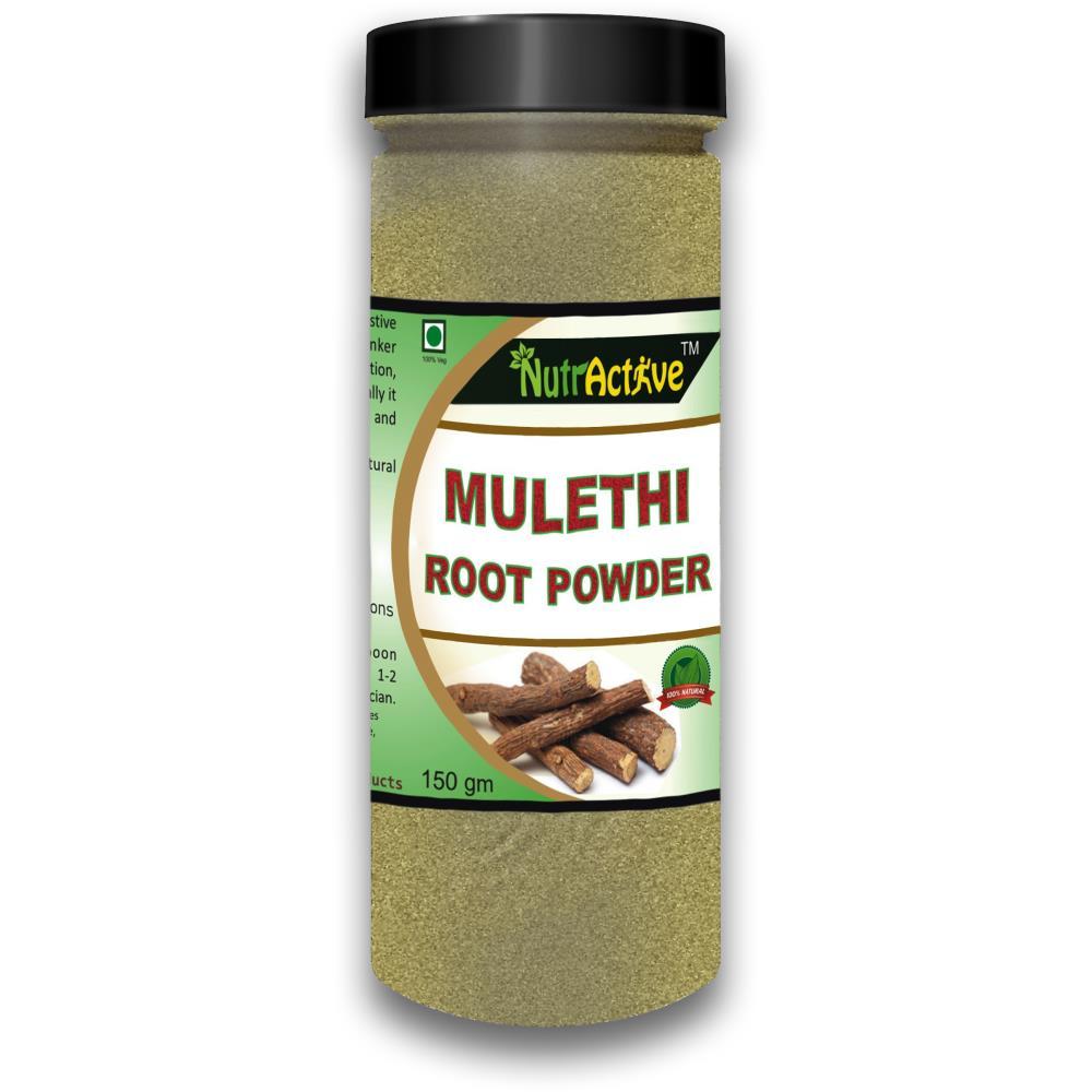 Nutractive Licorice (Mulethi ) Powder (150g)