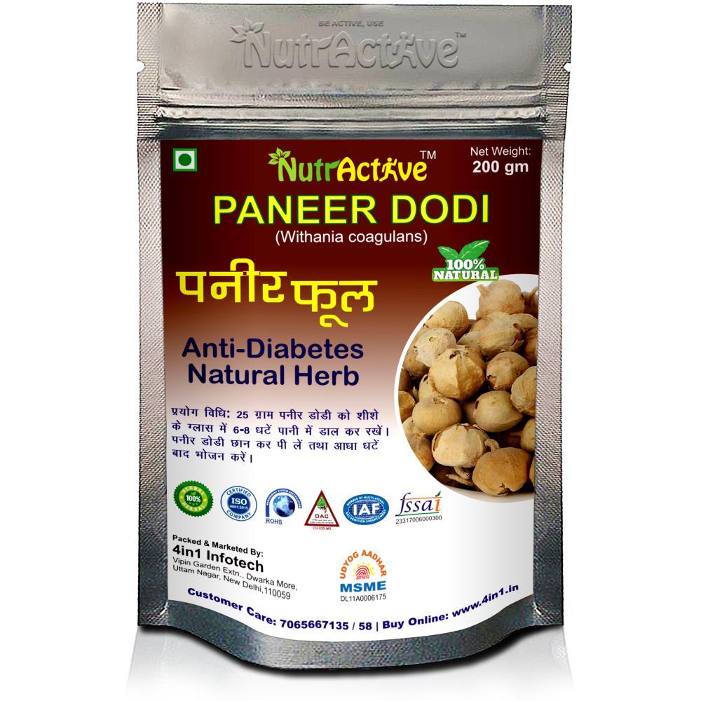 Nutractive Paneer Dodi (200g)