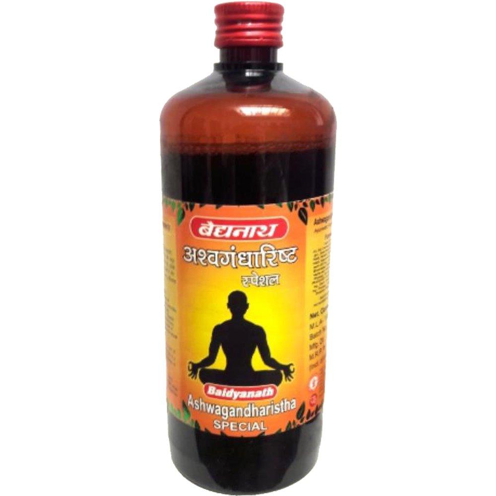 Baidyanath Ashwagandharishta (Special) (450ml)