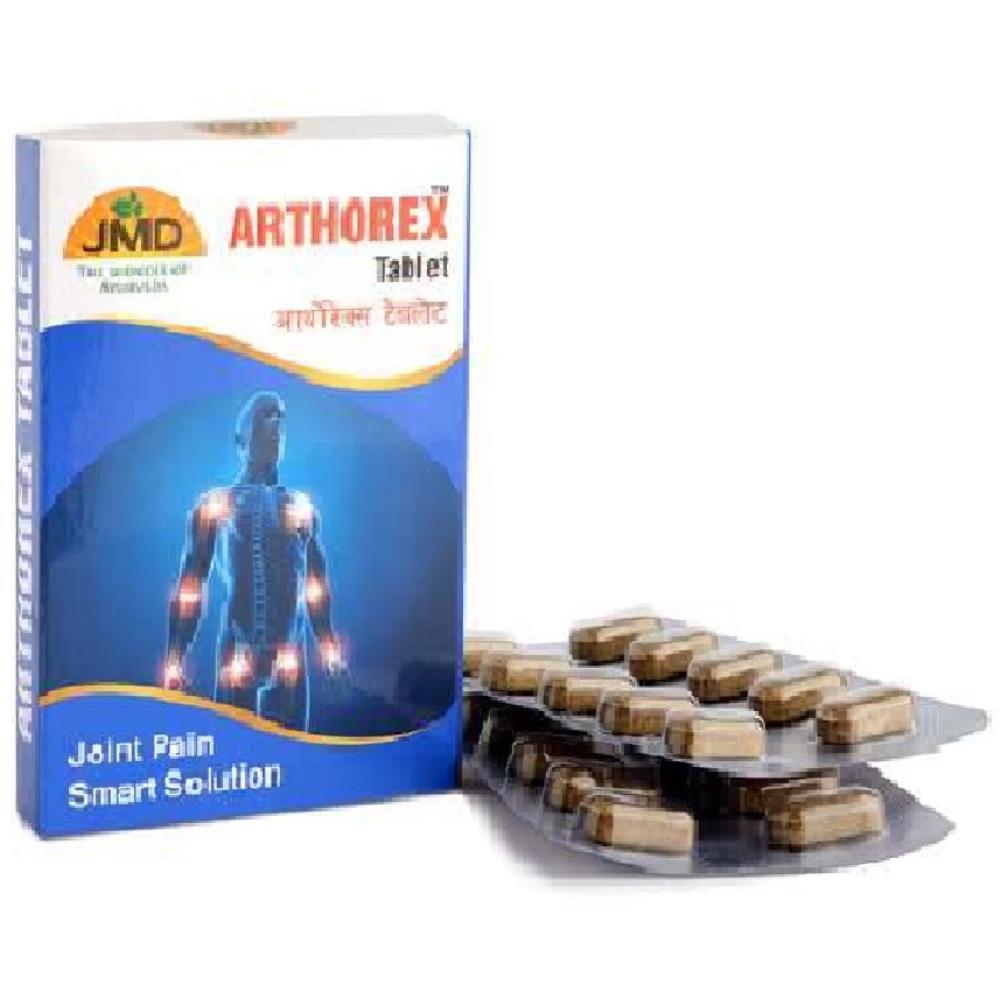 JMD Arthorex Tablet (10tab, Pack of 2)