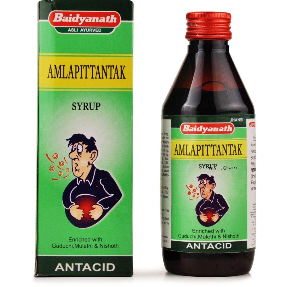Baidyanath Amla Pittantak Syrup (200ml)