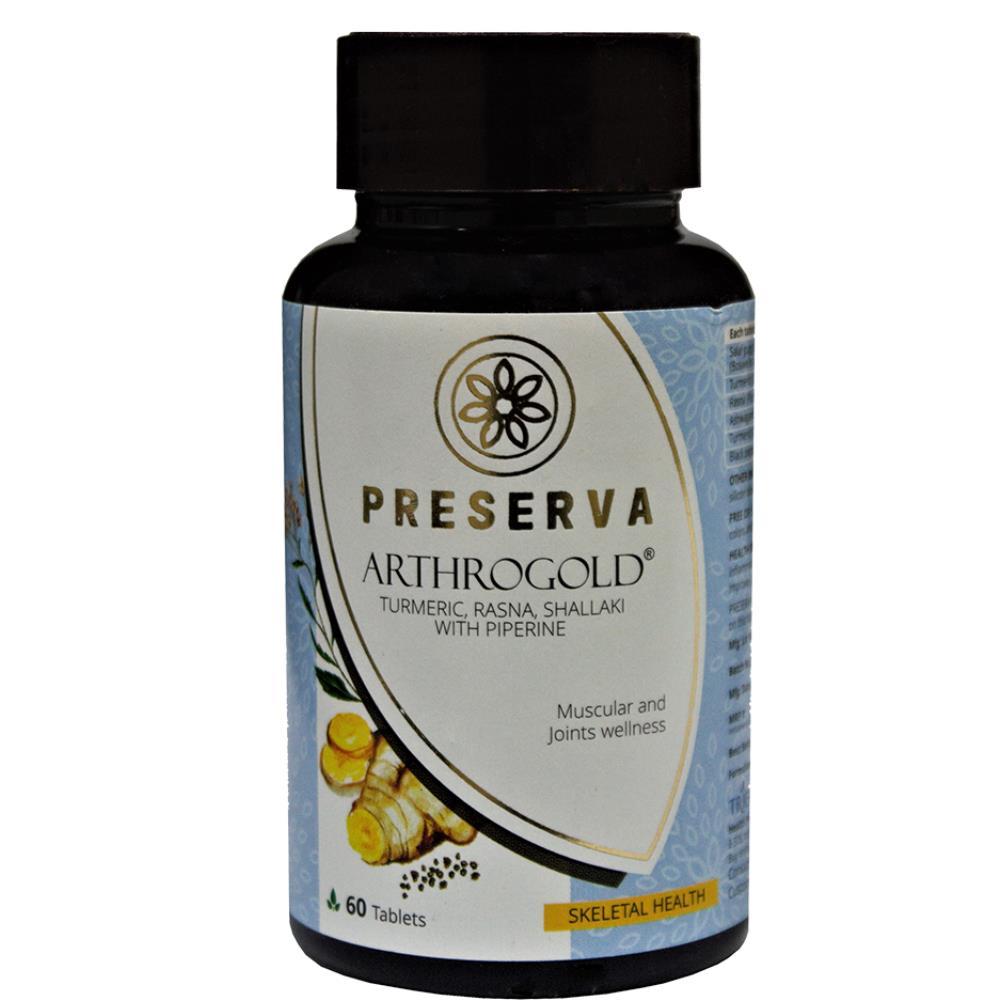 Preserva Wellness Arthrogold Tablets (60tab)