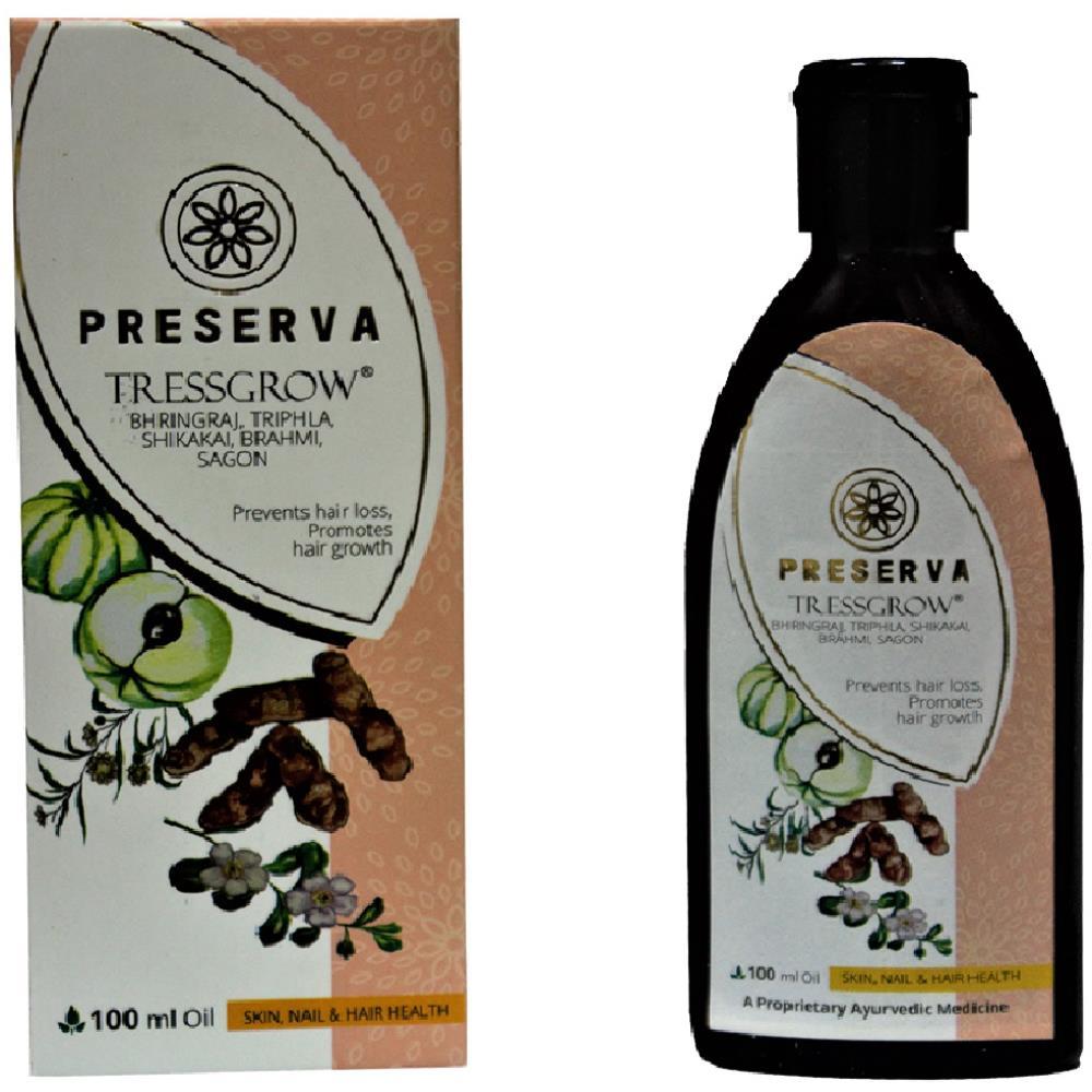 Preserva Wellness Tressgrow Oil (100ml)
