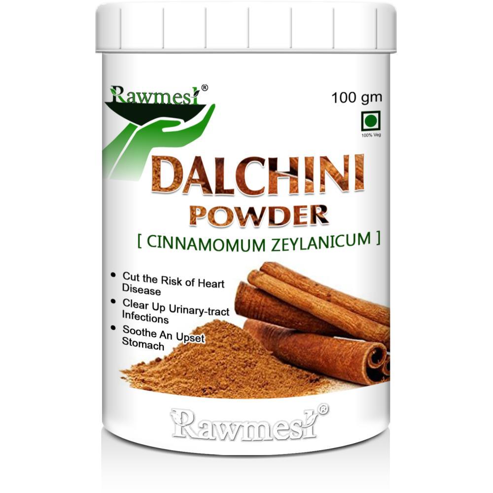 Rawmest Dalchini (Cinnamon) Powder (100g)