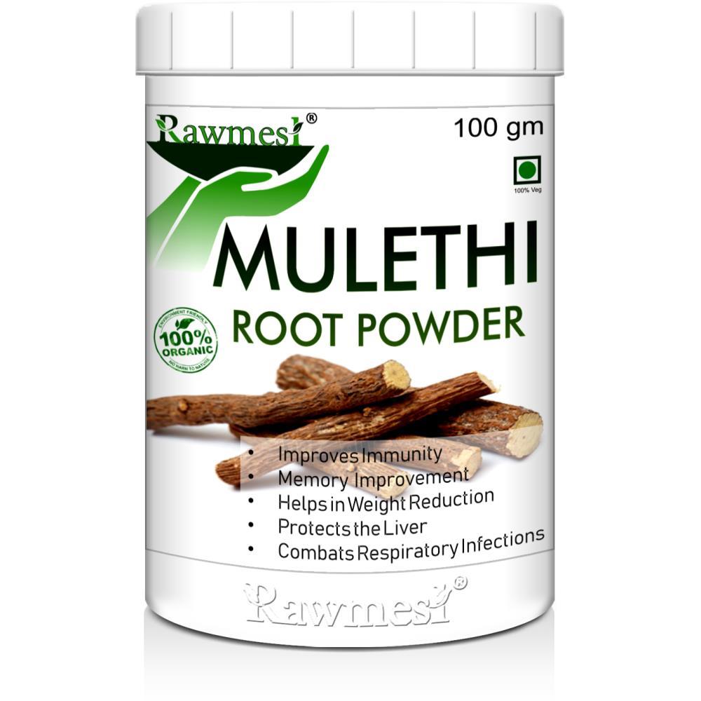 Rawmest Natural Mulethi Powder (100g)
