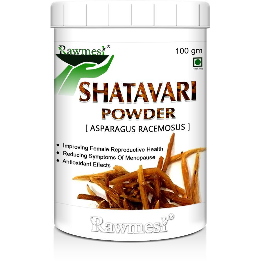 Rawmest Natural Shatavri Powder (100g)