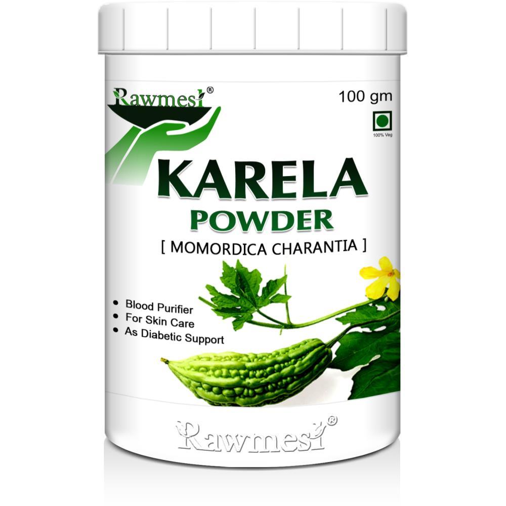 Rawmest Natural Karela Powder (100g)