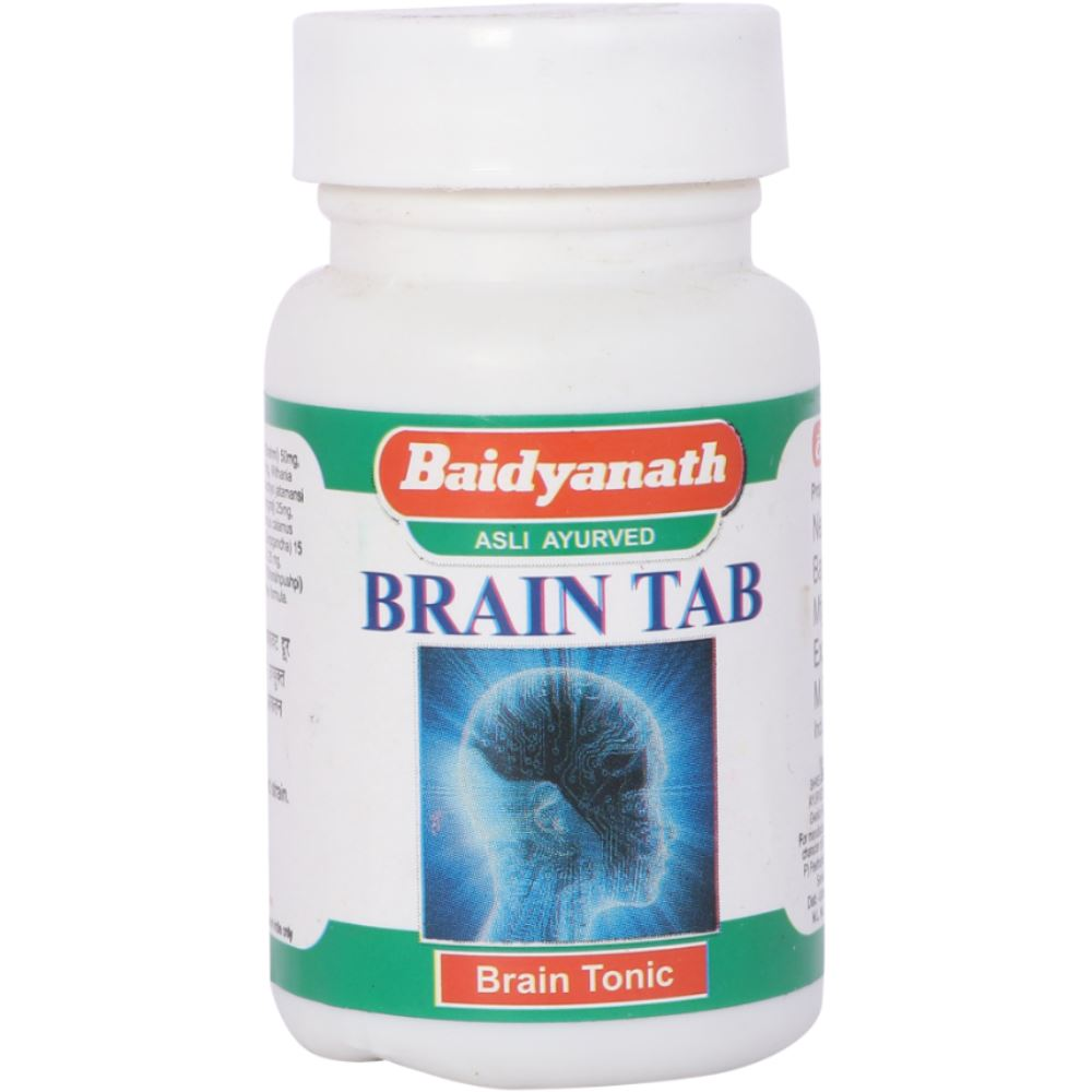 Baidyanath Brain Tab (50tab)