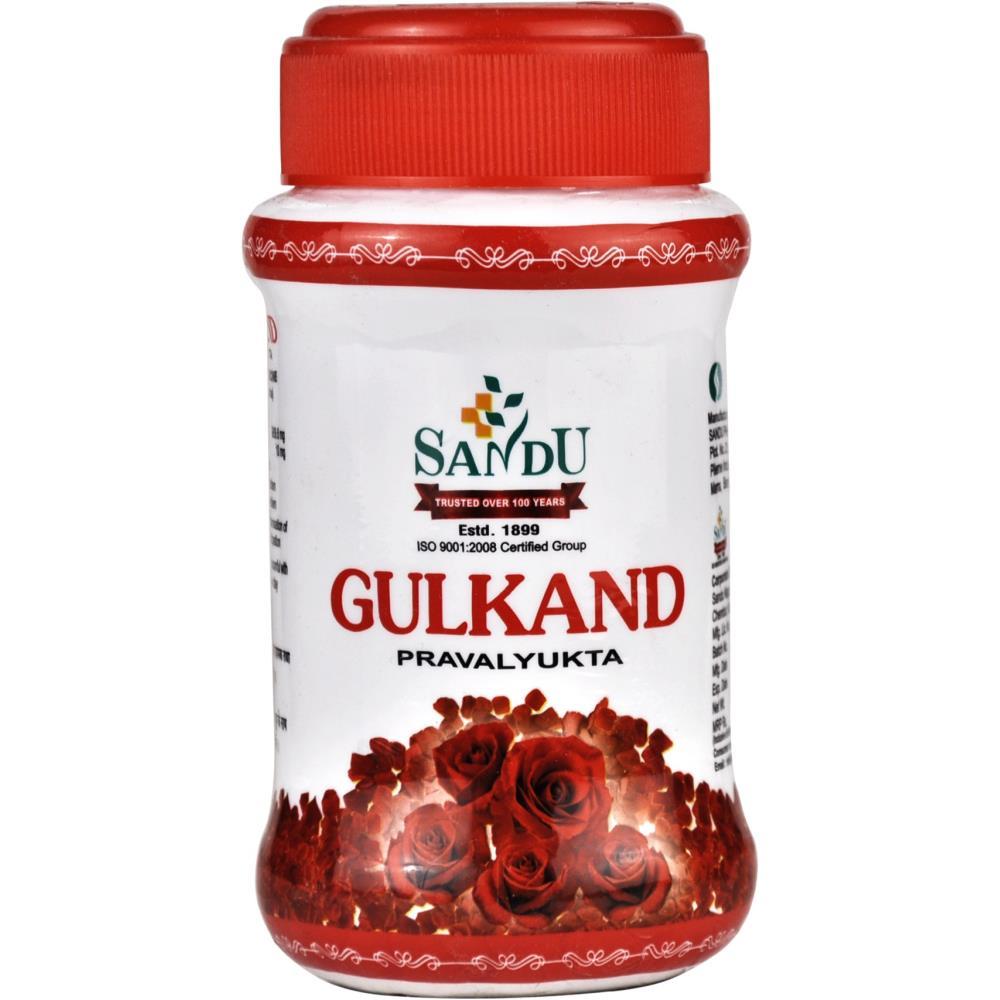 Sandu Gulkand (Praval Yukta) (400g)
