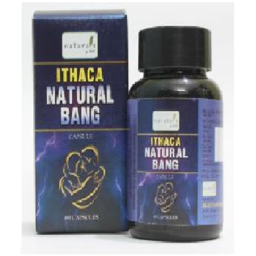Naturals by Skas Ithaca Natural Bang Capsules (60caps)