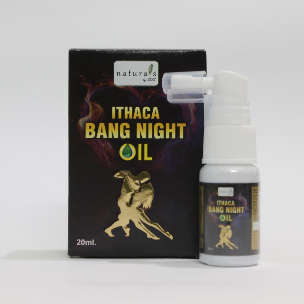Naturals by Skas Natural Bang Night Oil (20ml)