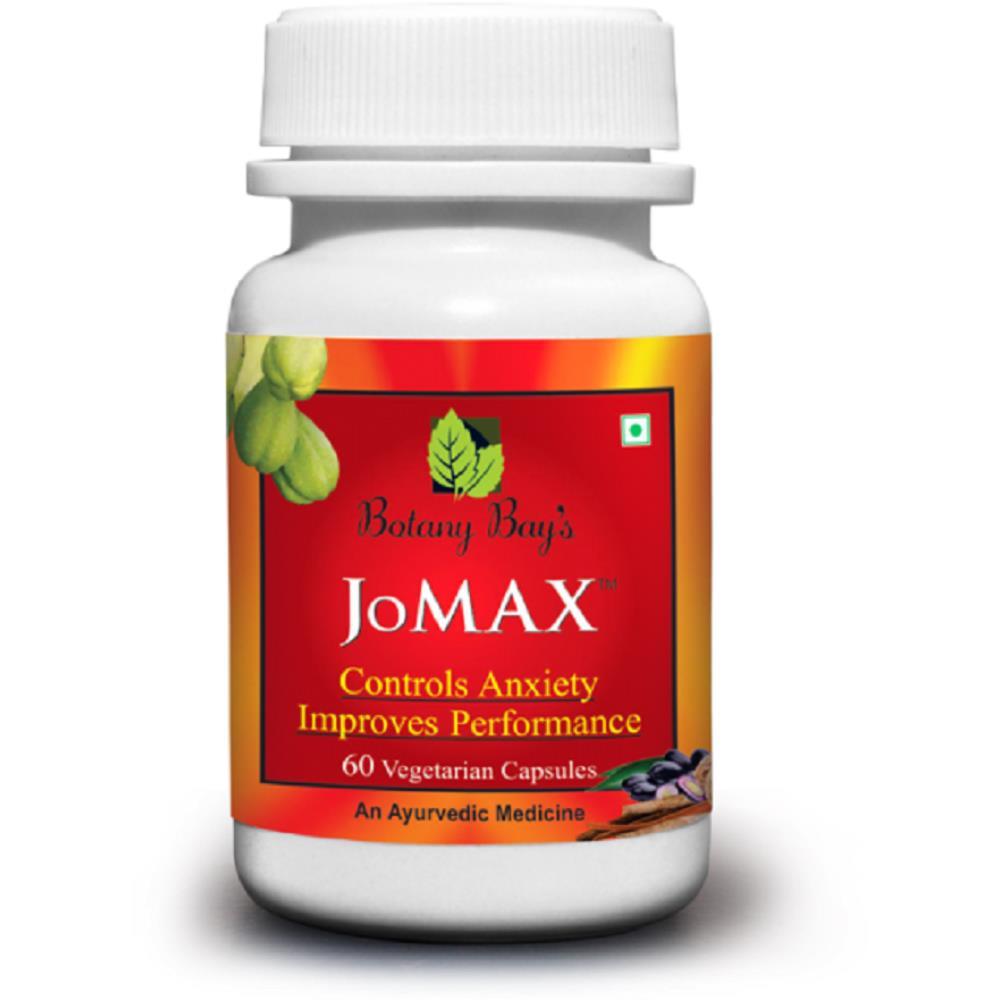 Botany Bays Jomax Veg Capsules (60caps)