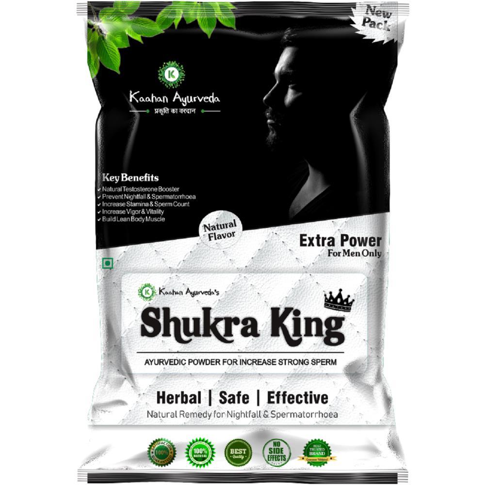Kaahan Ayurvedas Shukra King Powder (120g)