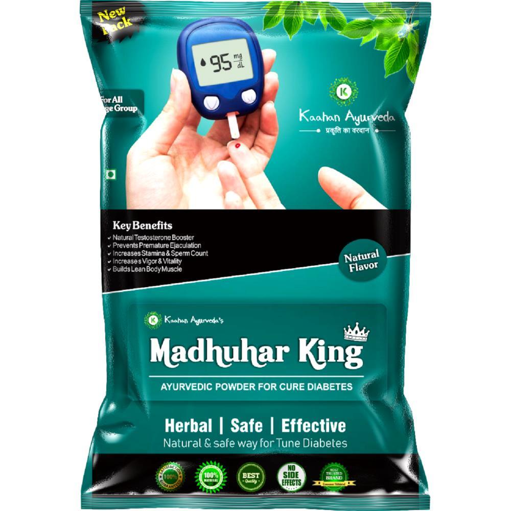 Kaahan Ayurvedas Madhuhar King Powder (120g)